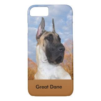 Dogge-Telefon-Kasten iPhone 8/7 Hülle