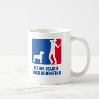 Dogo Argentino Tasse