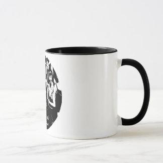 Doin es mit Mike-Säcken? - Kaffee-Tasse Tasse