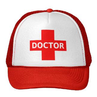 Doktor Logo Kultkappe