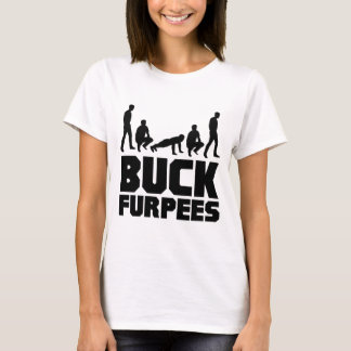Dollar Furpees -- Burpees Fitness T-Shirt
