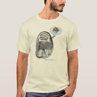 Dollar-Speicher-Schinken-Band T-Shirt