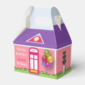 Dollhouse-personalisierter Geschenkschachtel