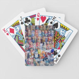 dolls_russia spielkarten