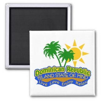 Dominikanischer Staat des Sinnesmagneten Magnete