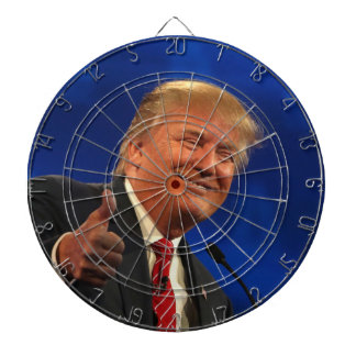 Donald Trump Dartscheibe