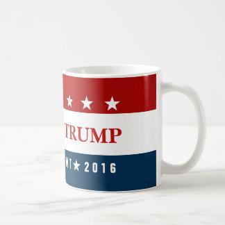 Donald Trump für Präsidenten Wahlkampf 2016 Tasse