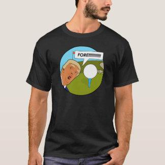 Donald- Trumpgolf T-Shirt