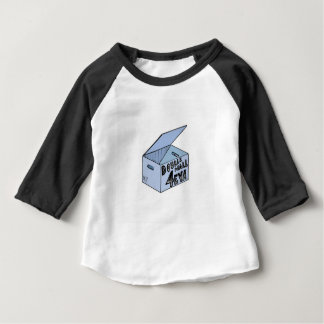 Doppel-wandiger 4 Eva archivalischer säurefreier Baby T-shirt