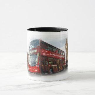 Doppeldecker-London-Bus Tasse