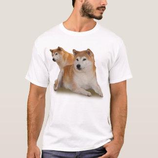 DOPPELTER HUND T-Shirt