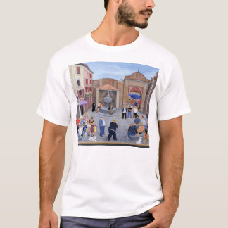 Dorf in Provence T-Shirt