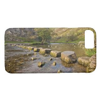 Dovedale, Derbyshirehöchstbezirks-Andenken-Foto iPhone 8/7 Hülle