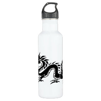 Drache Edelstahlflasche