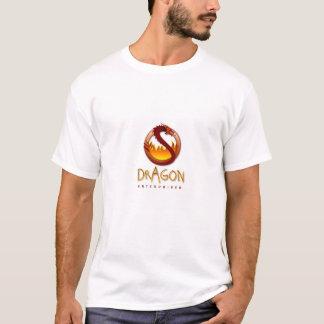 Drache HNO. Der T - Shirt der Männer