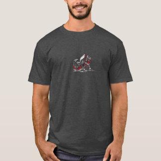 Drache-Jagdhund T-Shirt