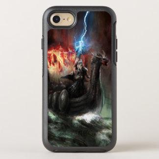 Drache-Viking-Schiff OtterBox Symmetry iPhone 8/7 Hülle