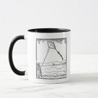 Drachen-Fliegen Tasse