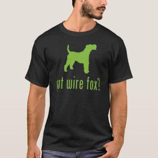 Draht-Foxterrier T-Shirt