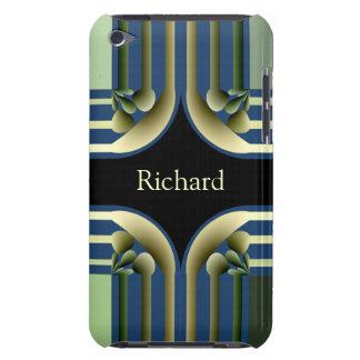 Drastisch! Buntes abstraktes iPod Case-Mate Hüllen