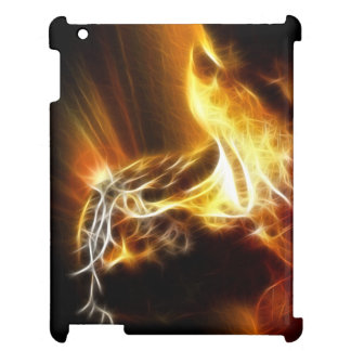 Drastische Jesus-Kreuzigung iPad Hülle