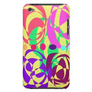 Drehennacken-Gelb iPod Case-Mate Hüllen
