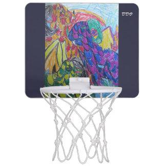 Drei Drachen Mini Basketball Netz