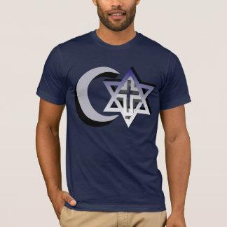 Drei Glauben-Shirt T-Shirt