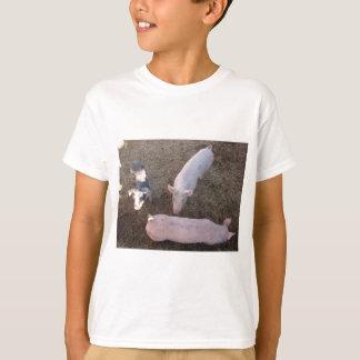 Drei Schweine T-Shirt