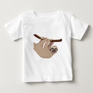 Drei Toed Trägheit Baby T-shirt
