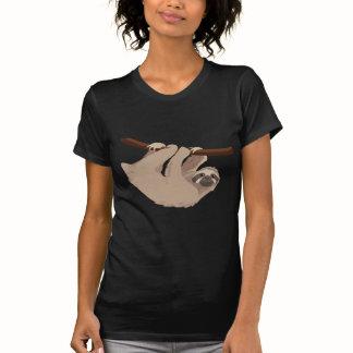 Drei Toed Trägheit T-Shirt