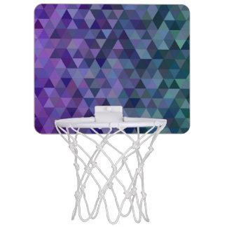 Dreieckfliesen Mini Basketball Ring