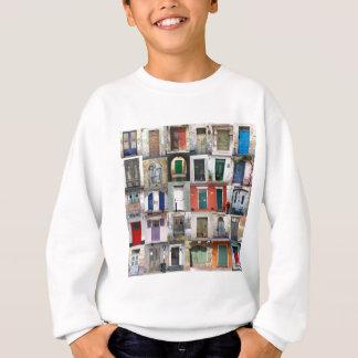 Dreißig Türen Sweatshirt