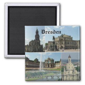 Dresden, Dresden Kühlschrankmagnet
