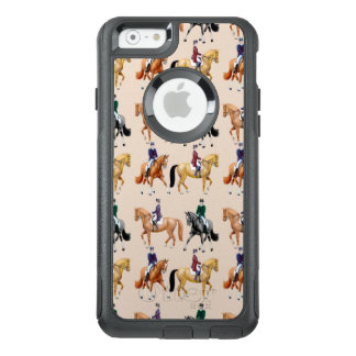 Dressage-PferdreiterOtterbox iPhone Fall OtterBox iPhone 6/6s Hülle
