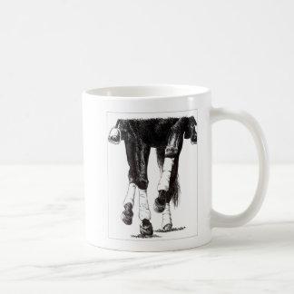 Dressage-Tasse - doppelseitig Tasse