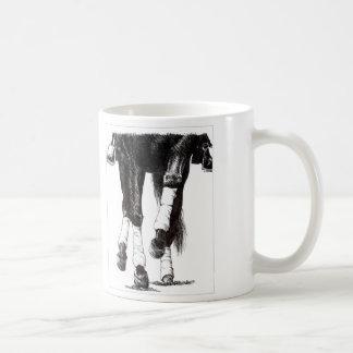 Dressage-Tasse Kaffeetasse