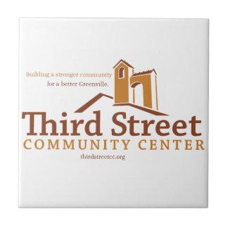 Dritte Straßen-Einkaufszentrums-Vision Keramikfliese