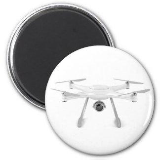 Drohne Runder Magnet 5,7 Cm