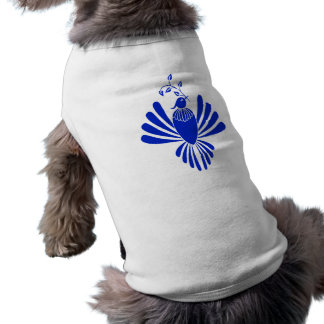 Drossel-Haustier-Kleidung Top