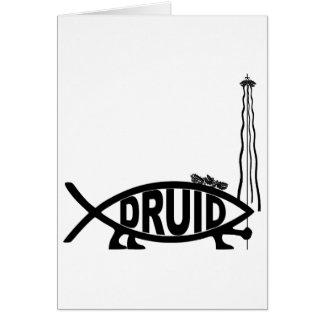 Druide-Fische Karte