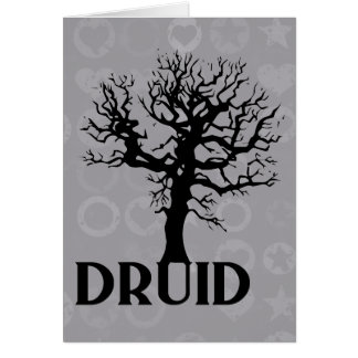 Druide Karte
