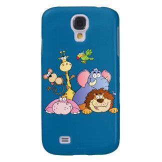 Dschungel-Kumpel iPhone 3G Fall Galaxy S4 Hülle