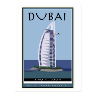 Dubai Postkarte