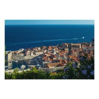 Dubrovnik-Hafen, Kroatien - Foto