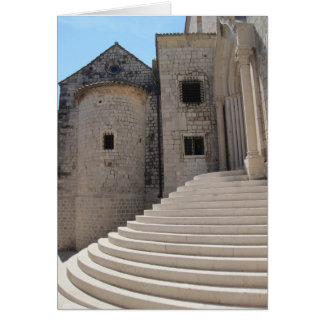 Dubrovnik, Kroatien Karte