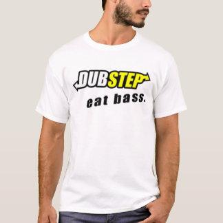 Dubstep: Essen Sie Bass-T-Stück T-Shirt