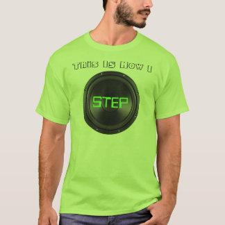 Dubstep inspirierte T-Stück T-Shirt