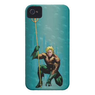 Duckendes Aquaman Case-Mate iPhone 4 Hülle