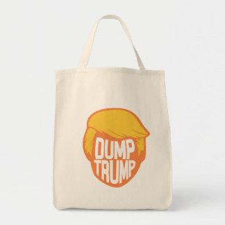 Dump-Trumpf-Tasche Tragetasche